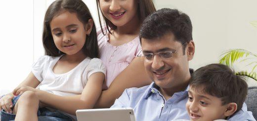 School-parent communication app