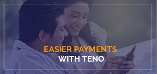 easier payments with teno